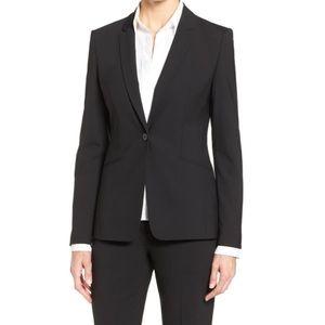 Hugo Boss Jabina Jacket.  Black. Size 10.